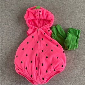 Strawberry costume from Carter's